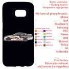 1 Richard Childress Racing Phone Cases