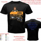 1 Red Bull KTM TECH 3 Hafizh Syahrin Miguel Oliveira T-shirt S-5XL Kids Baby's Toddler