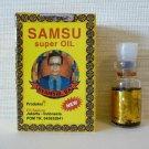 SAMSU SUPER OIL for Premature Ejaculation 5ml (6 Bottles)