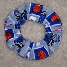 Orlando magic Basketball Fabric Hair Scrunchie Scrunchies NBA