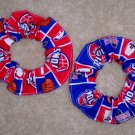 Dertoit Pistons Basketball Fabric Hair Scurnchie Scrunchies by Sherry NBA