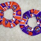 Phoenix Suns Basketball Fabric Hair Scrunchie Scrunchies NBA