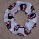 FSU Florida State Seminoles College Fabric Hair Scrunchie Scrunchies by Sherry NCAA