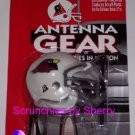 2 Arizona Cardinals Antenna Gear Mini Helmet Ridell NFL