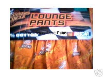 Tony Stewart  # 20 Home Depot  Lounge Pants NASCAR   S