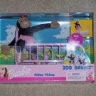 Barbie  Zoo Babies Chika the Chimp NIB Mattel