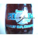 Tampa Lightning Stanley Cup Champions COKE BOTTLE NHL