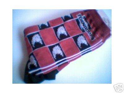 Tornadoes Print Ladies Socks 9-11