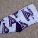 Arizona Diamondbacks Baby Bootie Socks