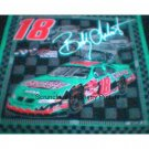 2002 Bobby LaBonte NASCAR Racing  Pillow Fabric Panel