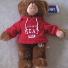 Big 20  inch Miami Heat Basketball Bear NBA