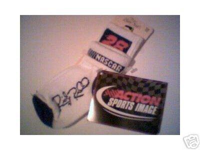 Ricky Rudd NASCAR  Childrens Socks 6-8