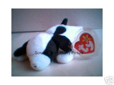 Spot the Dog Ty Beanie Babies 1993