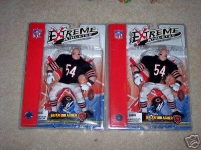 Chicago Bears Brian Urlacher  Extreme Figures NFL