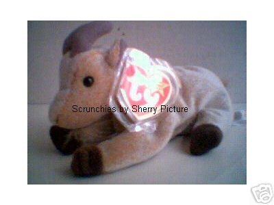 Goatee the Goat Ty Beanie Babies 1998