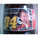 Bill Elliott 1996 NASCAR Coke Coca Cola Bottle