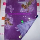 Disney Tinkerbell & Fairies  Ribbon Blanket Baby Girl