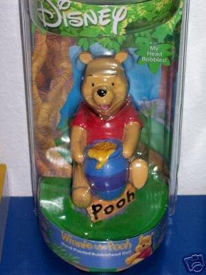 Disney's Winnie the Pooh Hand Painted Bobblehead Doll