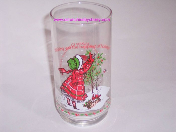 Holly Hobbie Coke Glass American Greetings LE MCMLXXXII