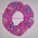 Care Bears Pink Fabric Hair Scrunchie Scrunchie