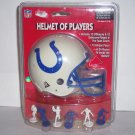 Indianapolis Colts Mini Helmet of Players Riddell NFL