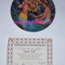 South Pacific Collector Plate Happy Talk Movie Bradford Exchange Vintage Retired