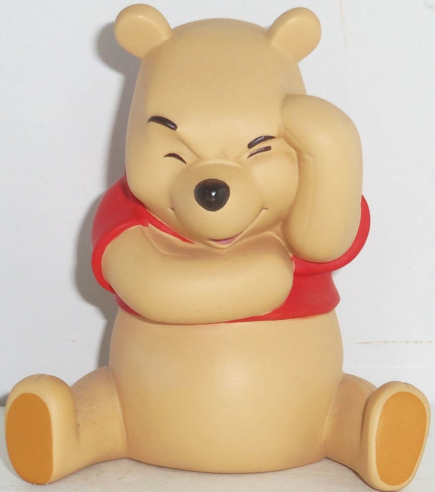 Disney  Winnie the Pooh Figurine Think