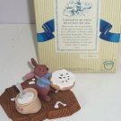 Disney Roo Figurine Winnie the Pooh I Stirred in Extra Love For You Mother's Day