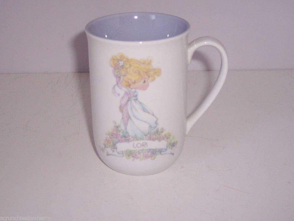 Precious Moments Coffee Mug Lori Ceramic Tea Vintage Personal Gift