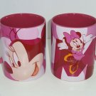 Disney Store Minnie Mouse Coffee Mug Pink Mauve Cup New