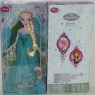Disney Store Frozen Elsa Classic Doll 2014