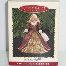 Hallmark Holiday Barbie Ornament Doll 1996 Christmas Vintage Retired