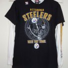 T-Shirts 3 in 1 Combo NFL Football Team Apparel 2012 Schedule Long Short Sleeve