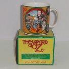 Wizard of Oz Dorothy Lion Tin Man Scarecrow Mug Retired Cup Enesco Vintage NIB