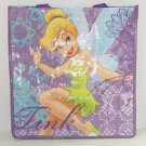Disney Store Tinker Bell Reusable Shopping Tote Bag Fairies Purple Gift Bag