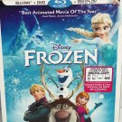 Disney Frozen Blu Ray Dvd Digital HD Copy Slipcover Collectors Edition Sealed