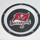 Tampa Bay Buccaneers Kids Childs Dinner Plate Melmac NFL Malemine Duck House