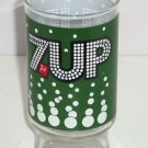 7 Up Glass Drinking The UnCola