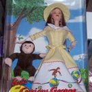 Barbie Doll Curious George Collectors Edition Mattel Retired NRFB