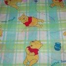 Disney Winnie Pooh Curtains Window Valance Tie Backs Got to be Me Kids Room