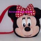 Disney Minnie Mouse Purse Plush Little Girls Handbag Jerry Leigh