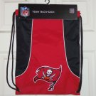 Tampa Bay Buccaneers Back Sack Pack NFL Football Book School Water Resistant New