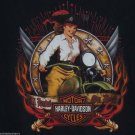 Harley Davidson T-Shirt All Hands on Deck Harley Chick Ray Price Raleigh NC XL