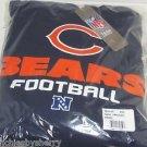 Chicago Bears Sweatshirt Hoodie NFL Team Apparel NFC Football Adult New Med