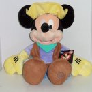 Disney Store Mickey Mouse Plush Club Talent Roundup Toy Exclusive Original New
