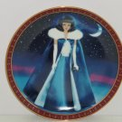 Barbie Collector Plate Midnight Blue High Fashion 1965 Danbury Mint Retired