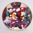 Garfield Collector Plate  Not a Fat Cat Stirring Davis Danbury Mint