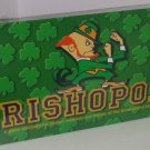 Irishopoly Monopoly Board Game Notre Dame College Real EstateTrading Sealed Box