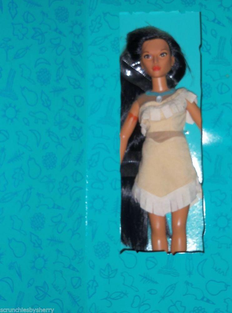 Disney Pocahontas Doll Keepsake 1990s 15 Inch Vintage Applause