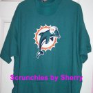 Miami Dolphins Shirt Hat T-shirt Football Fan Pack Reebok NFL Great Gift Size XL